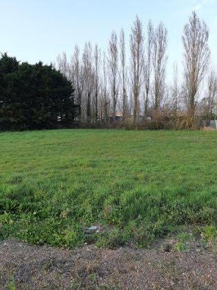 Vente terrain à bâtir 500 m2