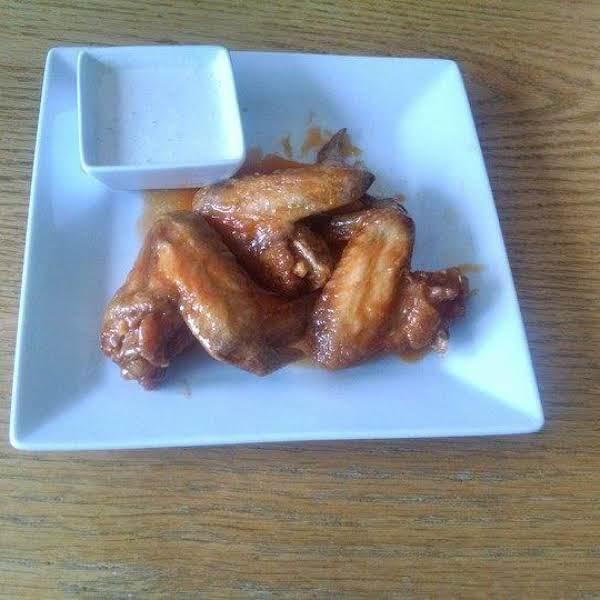 Buffalo Style Chicken Wings Recipe
