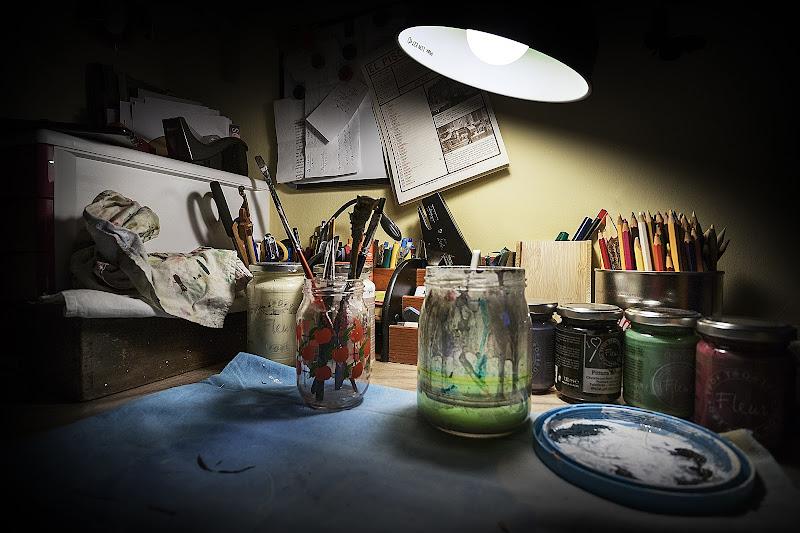 Il mio angolo di creatività.... di maurizio_varisco