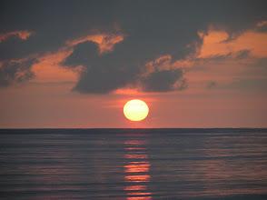 Photo: Freakishly flat calm seas