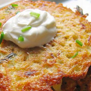 Deruny (potato Pancakes).