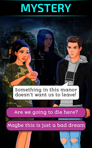 Friends Forever : Choose your Story Choices 2020 3.6 screenshots 12