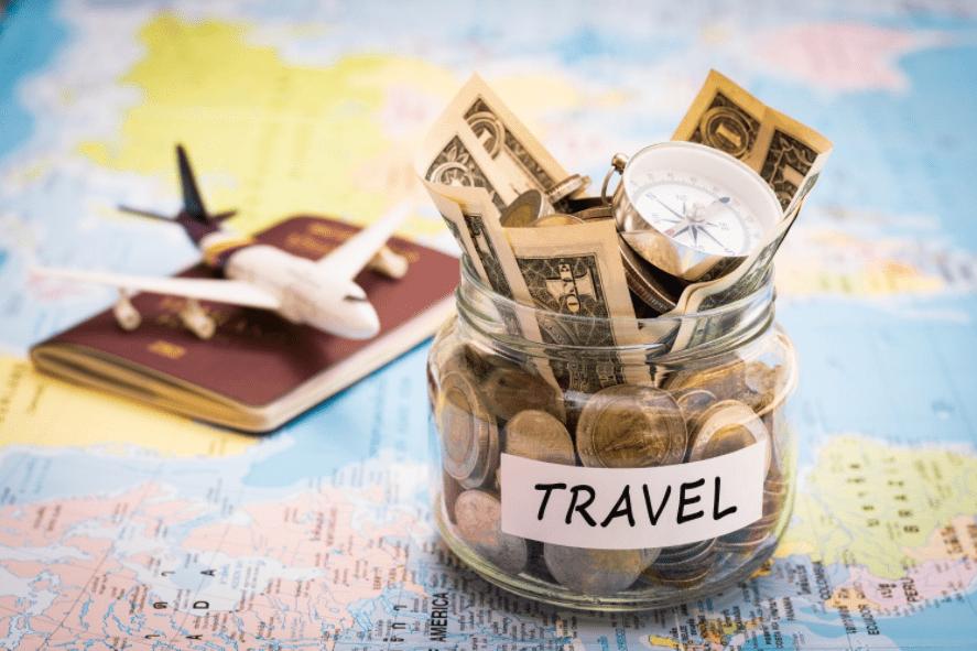 Resultado de imagen de dinero viaje
