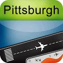 Pittsburgh Airport + Radar PIT icon