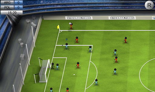 Stickman Soccer 2014 screenshot 11