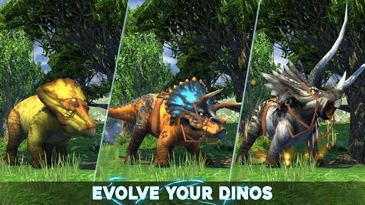 Dino Tamers - Jurassic Riding MMO filehippodl screenshot 8