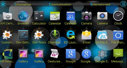 ED Launcher (Lite) 玩娛樂App免費 玩APPs