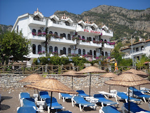 Photo: Our hotel in Turunç