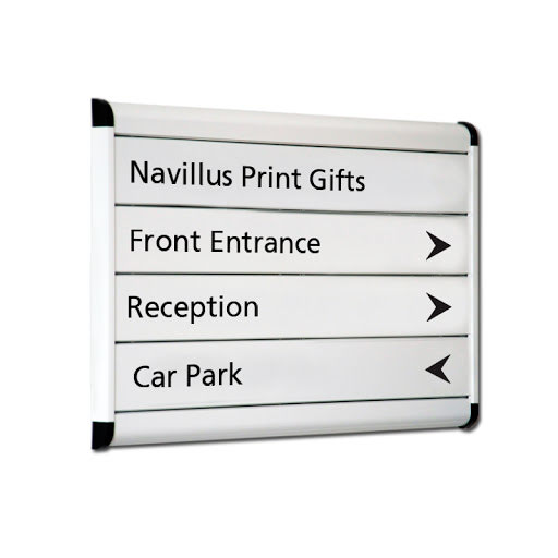 Directory Signs Custom Designed