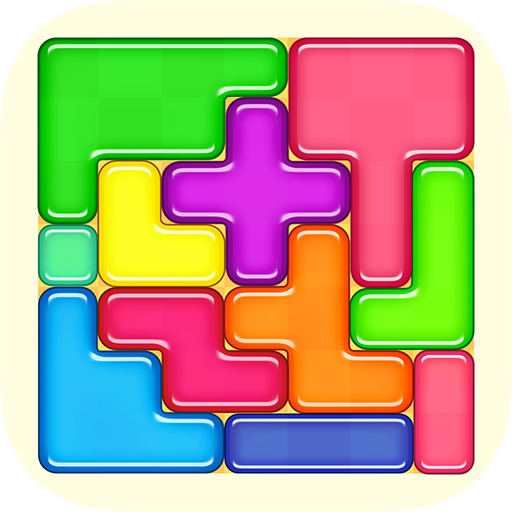 Brain Puzzle : PON! - Can you fit them all? (game)