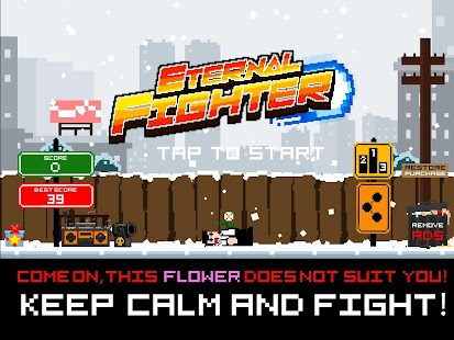 Eternal Fighter- screenshot thumbnail