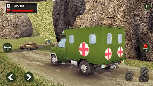 US Army Ambulance Driving Rescue Simulator 2020 1.2 screenshots 4