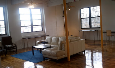 Photo: Our new social/meeting area