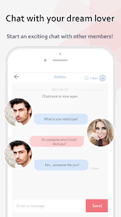 FLUV – Dating app for finding your ideal lover - náhled