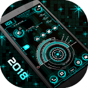 App Hi-Tech Launcher 2018 - UI of Future, Theme, Fast APK for Windows Phone