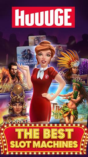 スロットマシン - Huuuge Casino