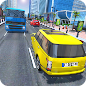 SUV Traffic Racer