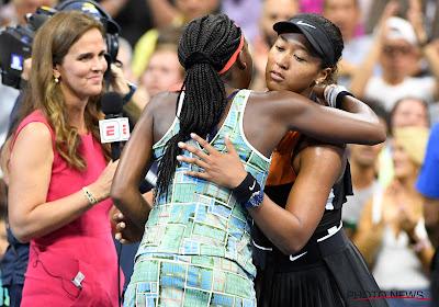 Emotionele taferelen nadat Osaka Gauff klopt op US Open