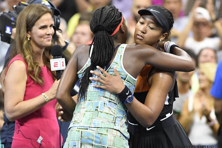 Rondje US Open: Osaka geeft tennisles en huilt samen met Gauff, Kyrgios 'wil naar huis' en zege voor Nadal
