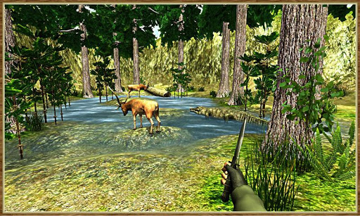 Jungle Deer Hunting Games 2020 : Deer Season 1 Varies with device screenshots 12