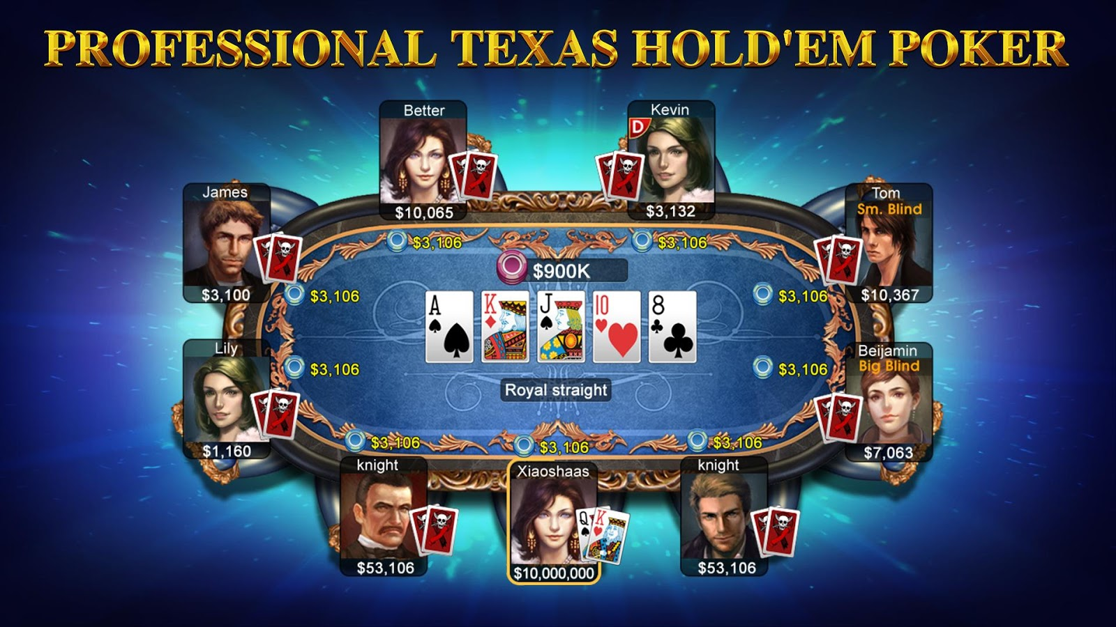 poker texas holdem spiel download