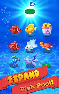 Merge Fish – Tap Click Idle Tycoon 5