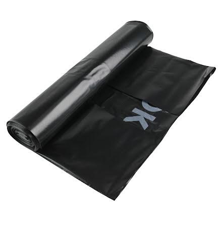 Sopsäck 0,08 125l  svart 10/rl