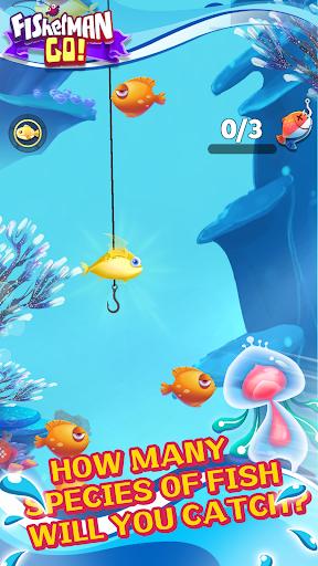 Fisherman Go! screenshot 2