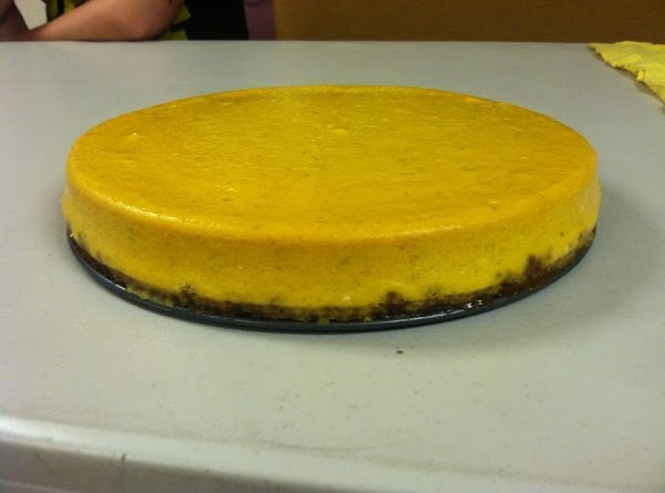 Perfect Pumpkin Cheesecake Recipe