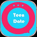 青少年约会/学生聊天/年轻人交友/附近的人/失恋单身约会 icon