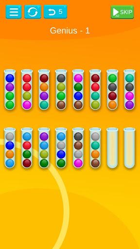 Ball Sort - Bubble Sort Puzzle Game 2.5 Pc-softi 7