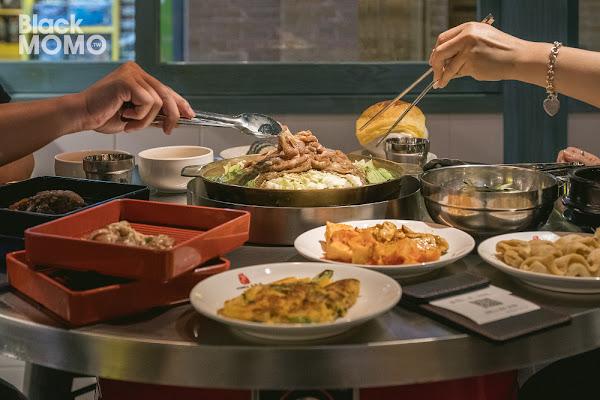 中壢|高麗園銅盤烤肉・烤肉吃到飽×經典韓食盡情享|大江美食