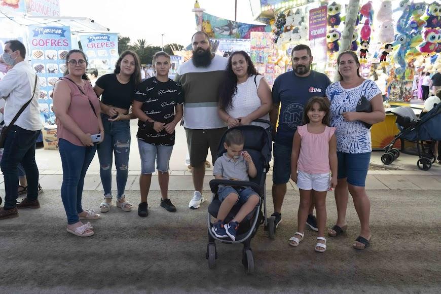 Familia Delgado