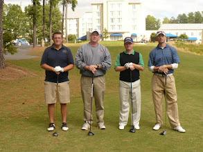 Photo: Sponsor: Ray Hall / Gary Handy (Team members not in order) Eric Hall, Stephen Harper, Jeff Hergenrader, Brian Churchwell