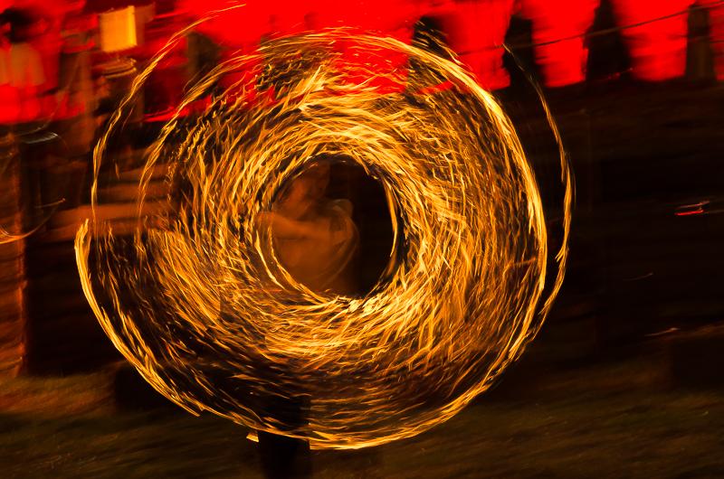 The ring of fire di giorgiotognon