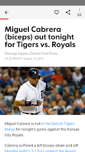 Tigers XTRA- screenshot thumbnail