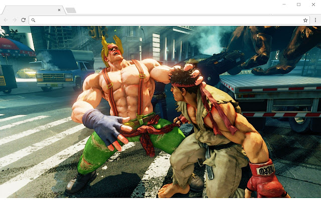 Hd Street Fighter V Background