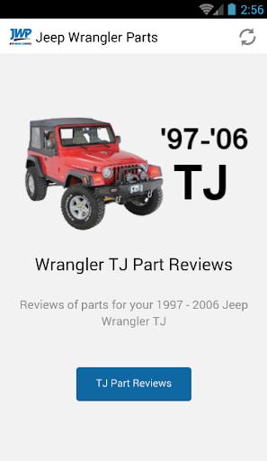 免費下載遊戲APP|Jeep Wrangler Parts app開箱文|APP開箱王