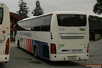 Photo: #231: ST 67499 ved Vinje kro, Åmot, 29.05.2007.
