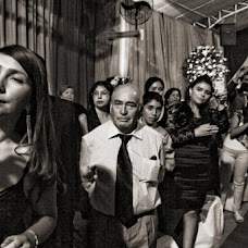 Wedding photographer Jorge Benjamín Gárate Ugarte (grateugarte). Photo of 08.04.2015