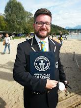 Photo: Mister Guinness aus Schottland