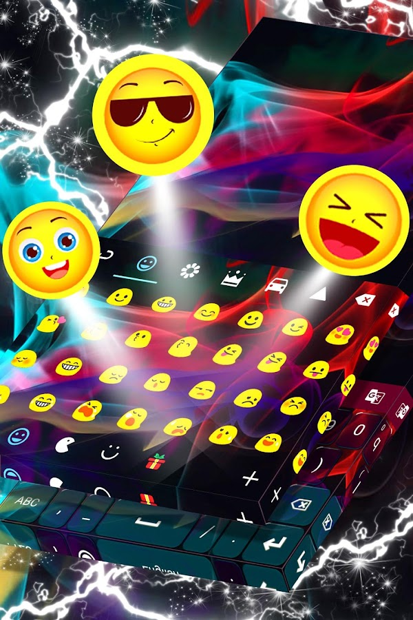 Keyboard for Sony Xperia Z- screenshot
