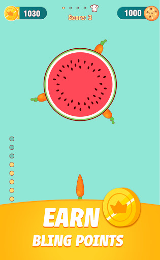 Bitcoin Food Fight - Get REAL Bitcoin! 2.0.7 screenshots 9