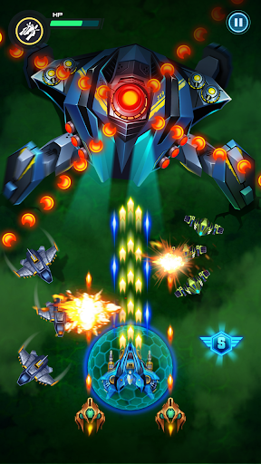 Infinite Shooting: Galaxy Attack  screenshots 19