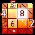 Kakuro Free: Number Crosswords icon