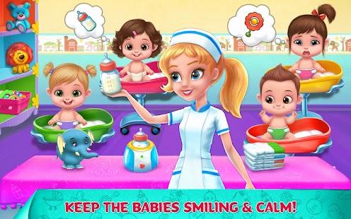 Crazy Nursery Baby Care Screenshot Thumbnail