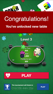Poker Solitaire: the card game- screenshot thumbnail