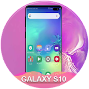 Themes for samsung S10: S10 launcher and wallpaper
