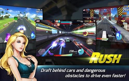 Rush N Krush- screenshot