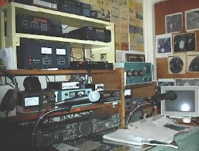 Photo: WB9OTX's Station